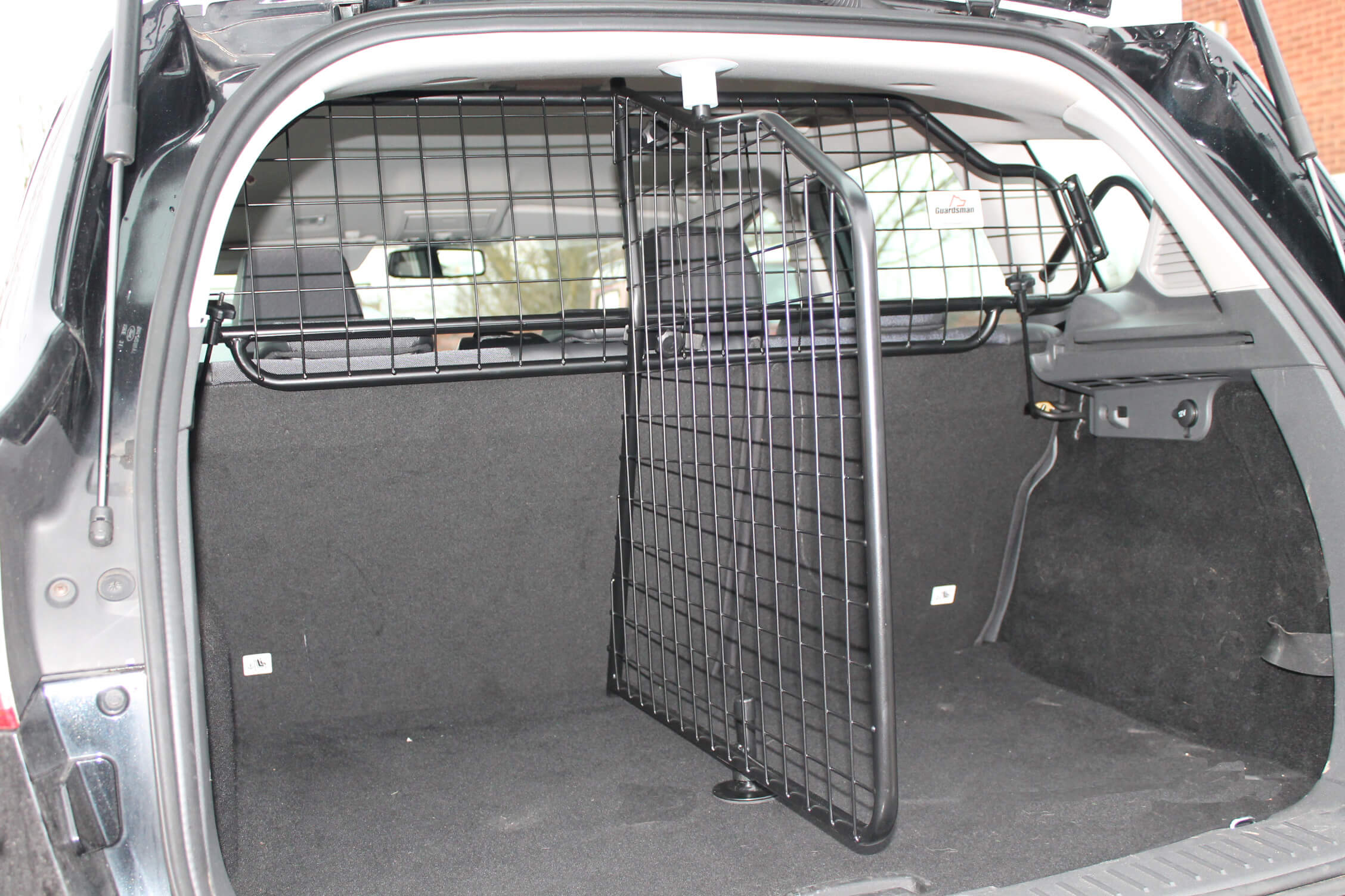 Image Result For Ford Kuga Dog Guard