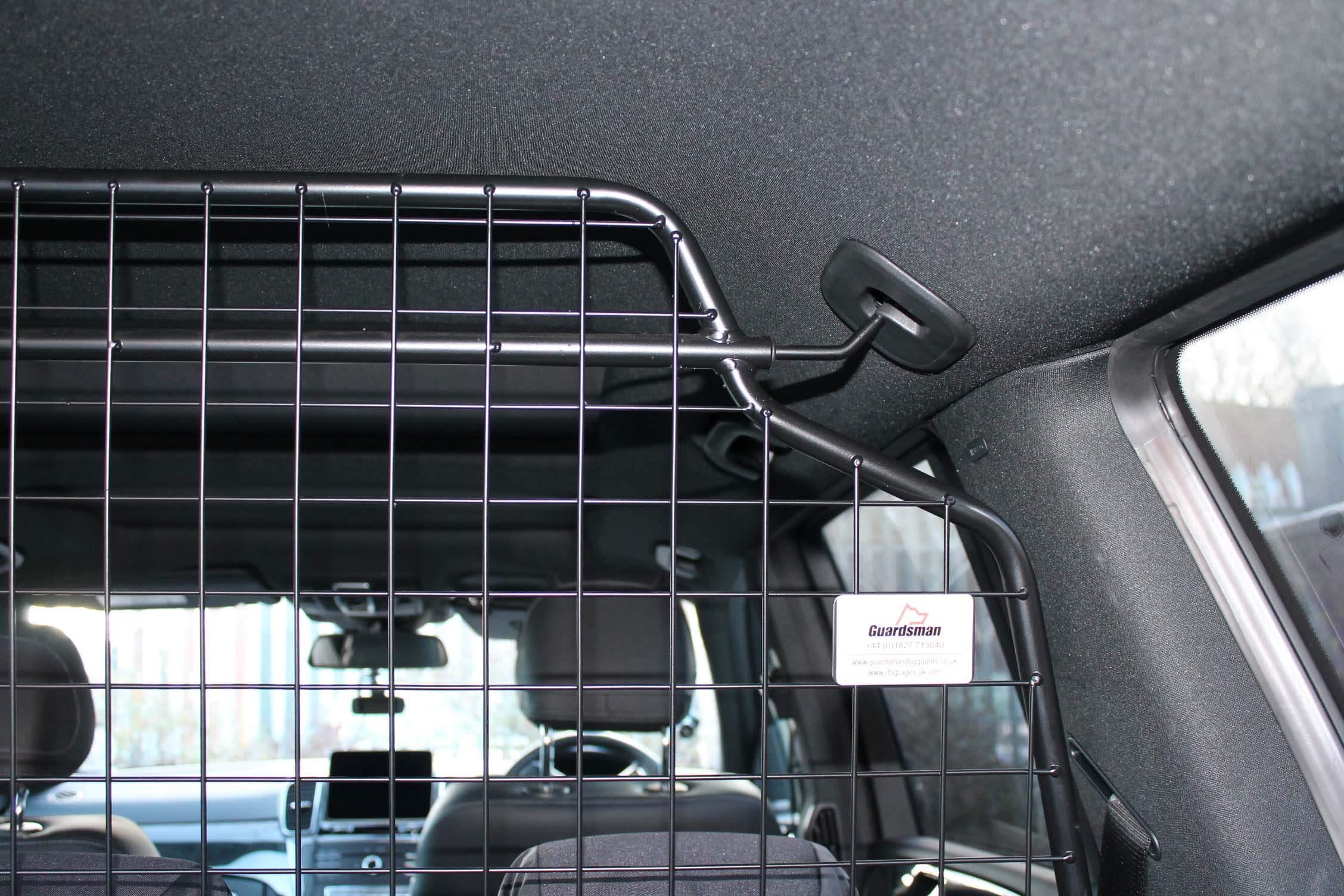 Mercedes Benz Dog Guard